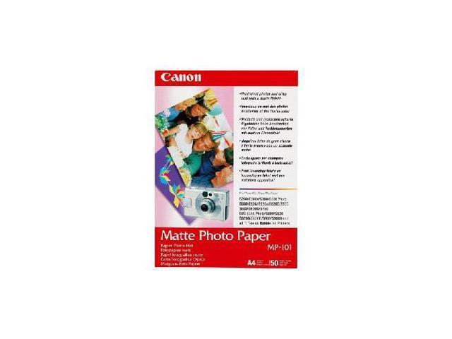Canon 7981A014M CANON MATTE PHOTO PAPER 4X6