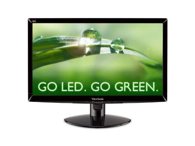 Viewsonic QN8766B ViewSonic VA2037M-LED 20 inch LED-lit LCD Monitor, 16:9, 5ms, Speakers