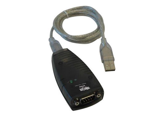 Tripp Lite C87337S USA 19HS High Speed USB Serial Adapter
