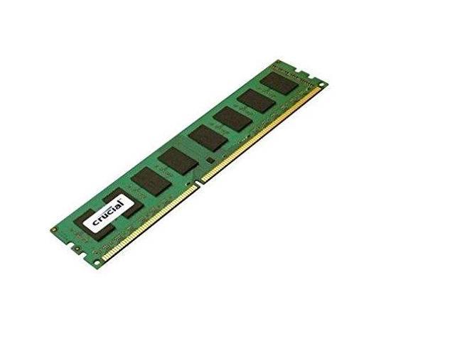Crucial RA4815M 4GB 240 Pin DIMM DDR3 PC3-12800 Memory Module