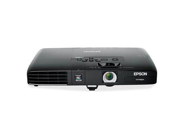 Epson V11H478120M PowerLite 1761W Lightweight 2600 lumens LCD Projector
