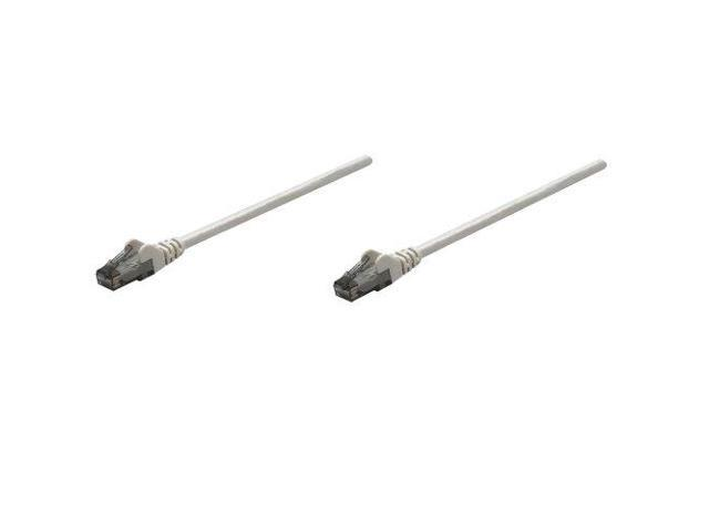 Intellinet ICI336765W CAT-6, 14ft Snag-free UTP Patch Cable