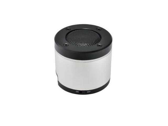 Gear Head QW2016M Portable Bluetooth Speaker For iPad-iPhone-iPod W/ Bluetooth Technology And Durable Aluminum Body
