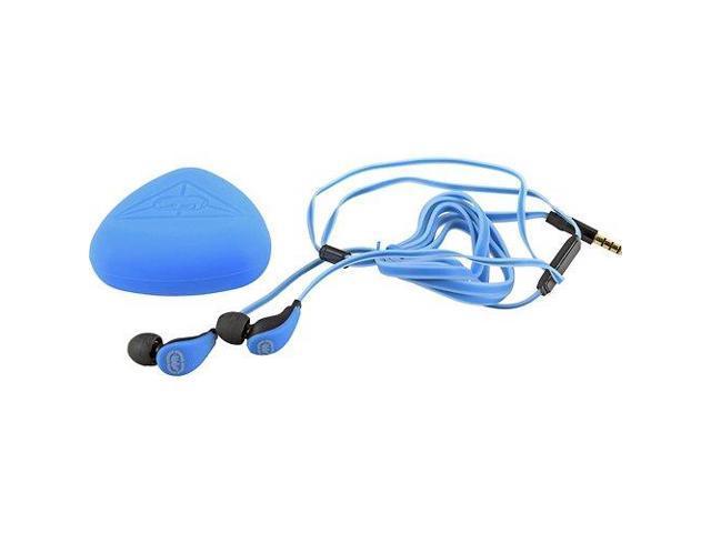 Ecko Unltd. NZ6302B Ecko EKU-GLW-BL Glow In-Ear Headphones - Blue
