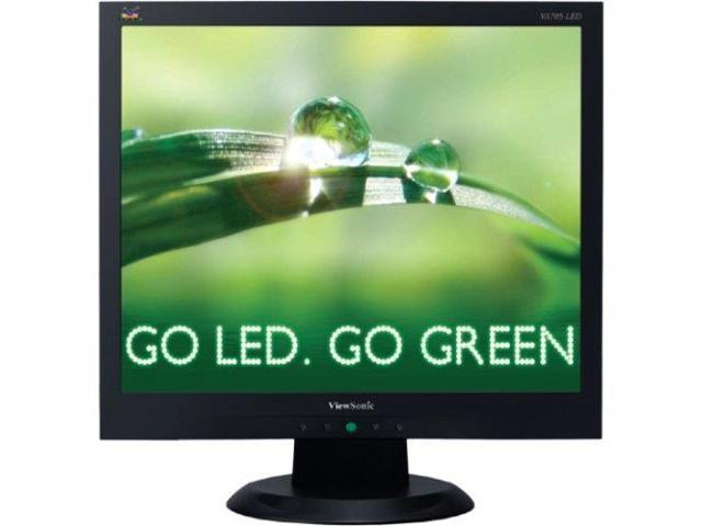 ViewSonic PU9480B ViewSonic VA705-LED 17-Inch Screen LED-lit Monitor