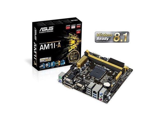 Asus AM1I-AB ASUS Mini ITX DDR3 1600 Motherboards AM1I-A