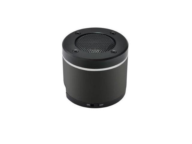 Gear Head QW2015M Gear Head Portable Bluetooth Speaker for iPad-iPhone-iPod Black BT3000BLK