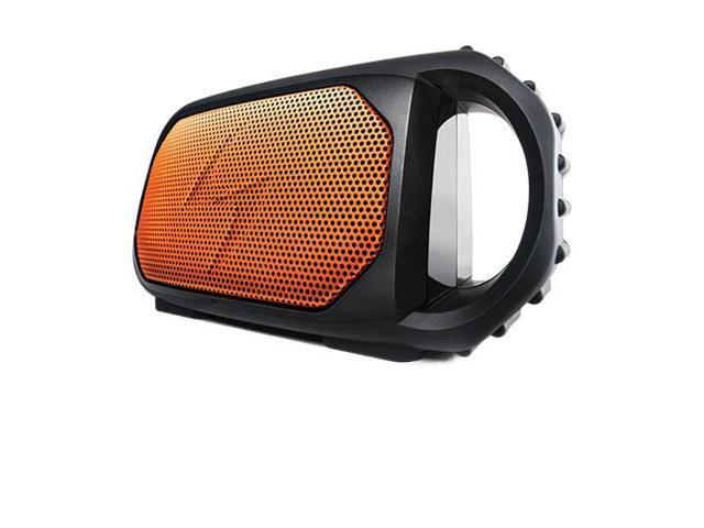 Grace Digital Audio GDI-EGST700M Orange EcoStone Bluetooth Speaker