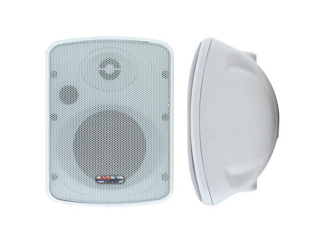 Boss Audio 42923M BOSS AUDIO MR12 MARINE 2-WAY BOX SPEAKER 100W WHITE