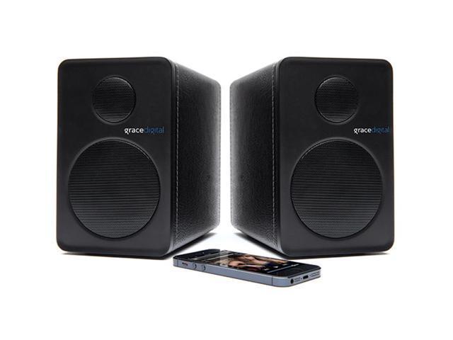 Grace Digital Audio GDI-BTSP201M Grace Digital Bluetooth Speaker in Black