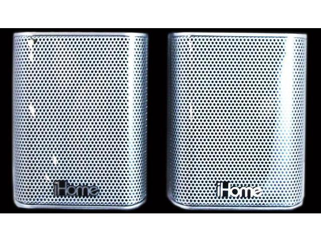 iHome IH-iDM15M Portable MP3 Player Speaker System