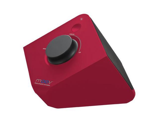 Uniden MOOV626 - Red Bluetooth Wireless Speaker