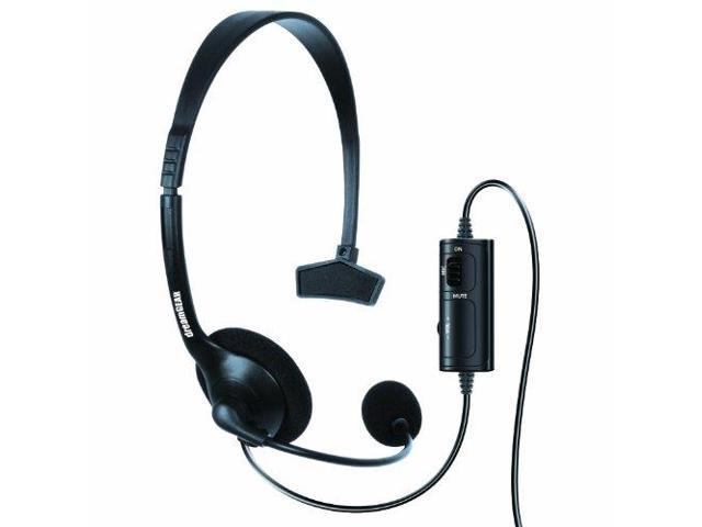 Dreamgear DRMPS46409B PlayStation 4 Broadcaster Headset