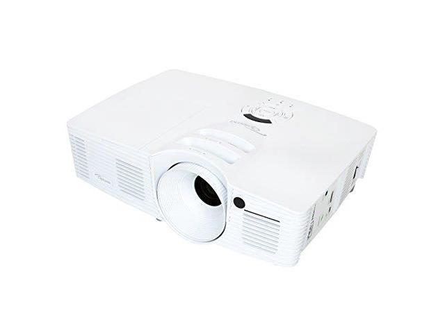 Optoma OPTHD26W Optoma HD26 Full 3D 1080p 3200 Lumen DLP Home Theater Projector with MHL Enabled HDMI Port