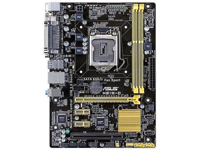 Asus TC4798M ASUS H81M-C/CSM ATX DDR3 1333 LGA 1150 Motherboards