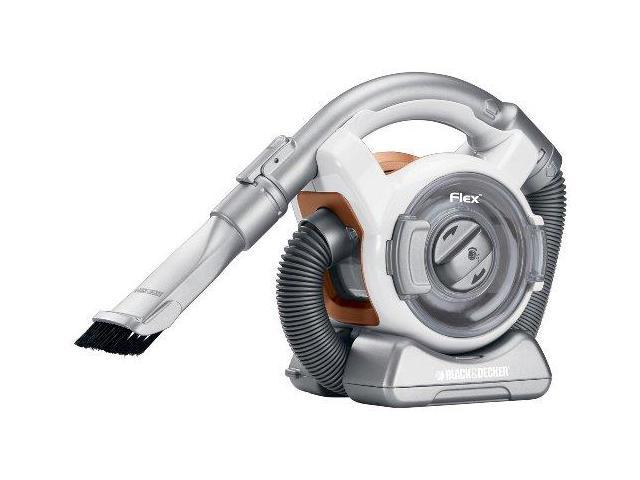 Black & Decker FHV1200WS Black & Decker FHV1200 Flex Vac Cordless Ultra-Compact Vacuum Cleaner