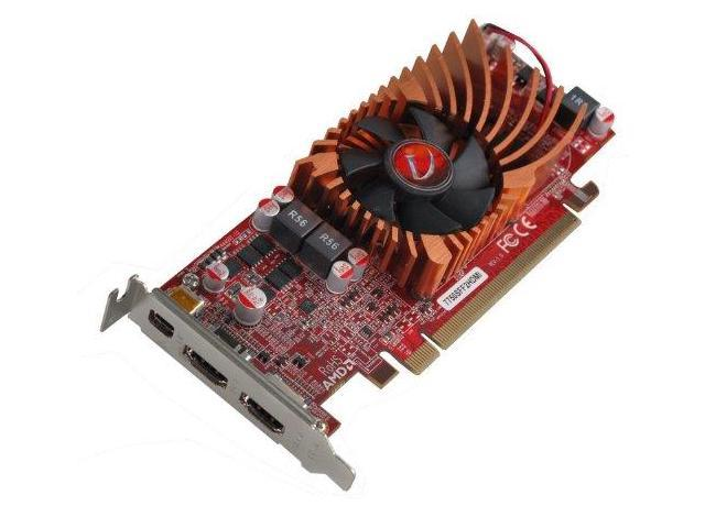 VisionTek PY5344M VisionTek Products AMD Radeon 7750 Dual HDMI 1 GB DDR3 PCI Express Graphics Card 900574