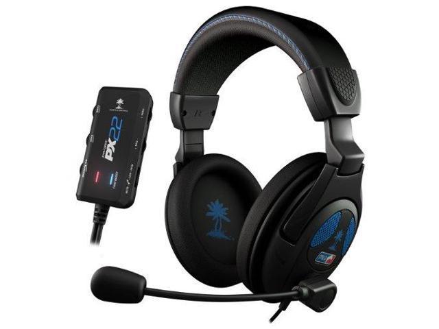 Turtle Beach Systems TTBTBS323001B Turtle Beach Tbs-3230-01 Playstation3-xbox 360 Ear Force Px22 Headset