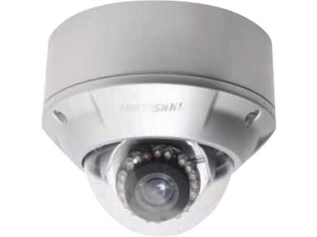 Hikvision DS-2CD752MF-IFB 1600 x 1200 MAX Resolution RJ45 2.0 Megapixel Vandal Proof IR Network Dome Camera