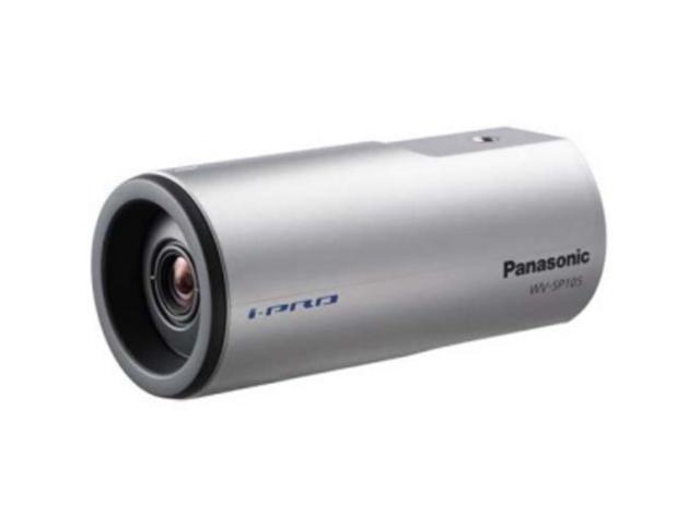 PANASONIC WVSP105 HD (1280X960) H.264 NETWORK CAMERA 1.3MP
