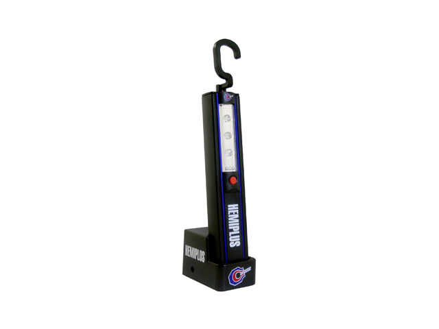 Cliplight 114303 Hemi-Plus Rechargeable LED Work Light