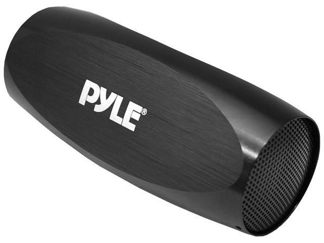 Pyle PLBSK30BK Portable Bicycle Speaker Black