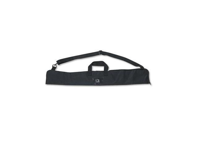 Display Easel Carrying Case, 38 1/5W X 1 1/2D X 6 1/2H, Nylon, Black
