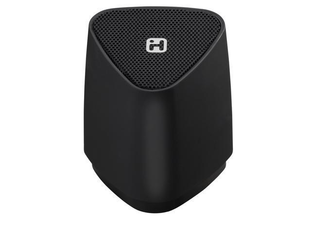iHome IHM64BC Rechargeable mini Speaker Black