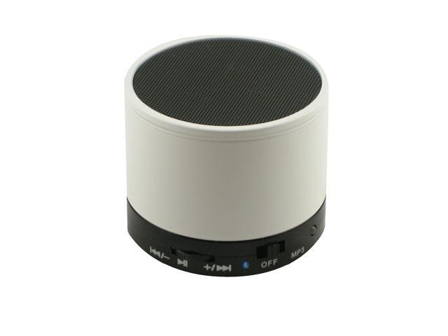 G-Zed Mobile GZBTSPEAKERWH BT Capsule Speaker White