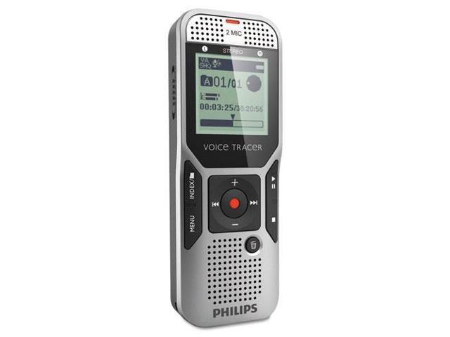 Digital Voice Tracer 1400 Recorder, 4 GB Memory