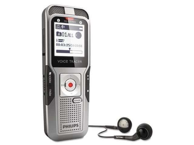 Digital Voice Tracer 3400 Recorder, 4 GB Memory