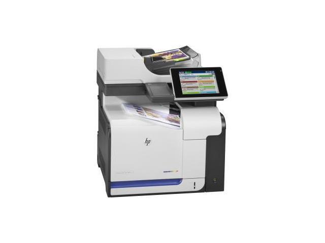 HP LaserJet 500 M575F Laser Multifunction Printer - Color - Plain Paper Print