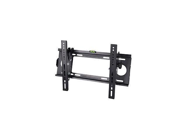 EASY TO INSTALL LOW-PROFILE UNIVERSAL TILTING LCD/LED/PLASMA TV WALL-MOUNT
