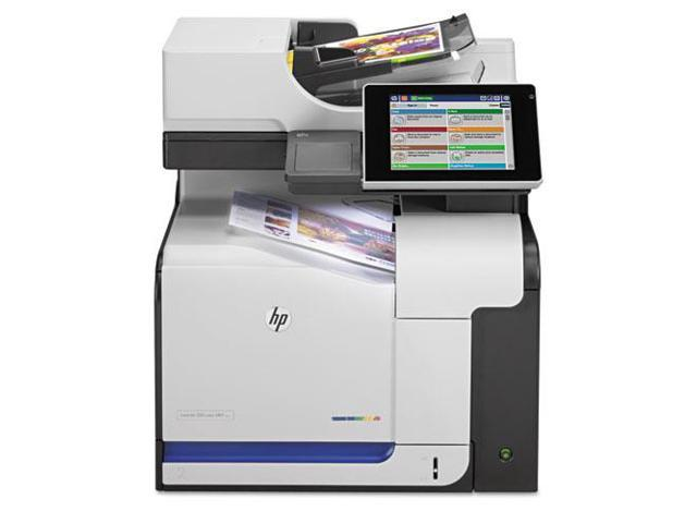 HP LaserJet Enterprise 500 CD644A#BGJ MFC / 3-In-One Up to 31 ppm 1200 x 1200 dpi Color Print Quality Color Laser Printer