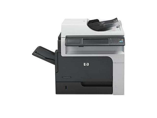 Laserjet Enterprise M4555H Mfp Multifunction Laser Printer, Copy/Print/Scan