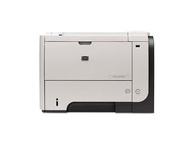 Laserjet Enterprise P3015Dn Printer, Duplex Printing