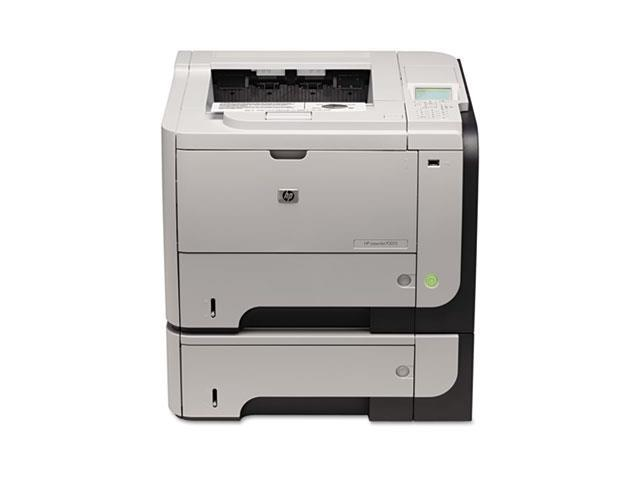 Laserjet Enterprise P3015X Printer, Duplex Printing