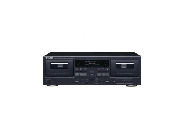 Dual Cassette Player/Recorder