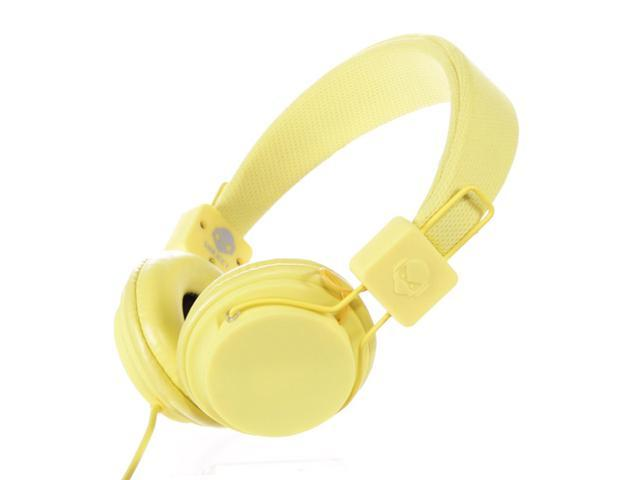 Subjekt TNT-QM1255 40mm Headphones with Mic - Gold