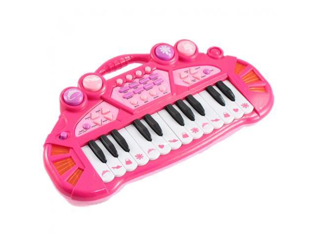 Kids Electronic Musical Keyboard - Pink
