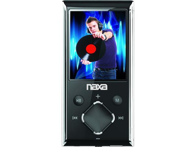 Naxa 4GB Portable Media Player
