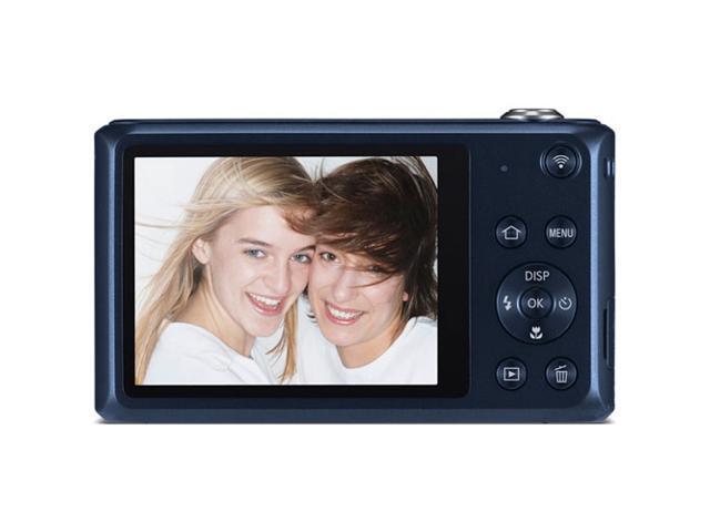 Samsung 16.2MP Dual-View SMART Wi-Fi Digital Camera