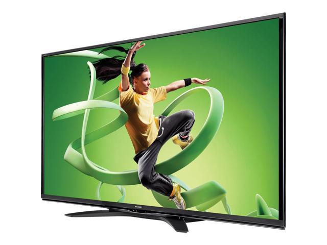 Sharp LC-60EQ10U 60-Inch Aquos Quattron 1080p 240Hz Smart LED HDTV