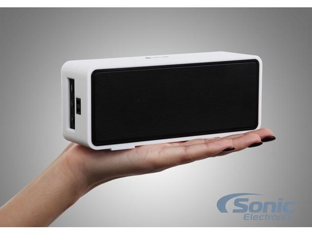 Limitless Creations LBTS2W Portable Bluetooth Speaker w/ A2DP Function (Mini Radiant)