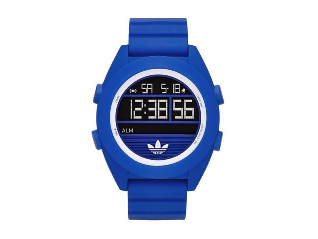 Adidas Santiago XL Quartz Black Dial Men's Digital Watch #ADH2910