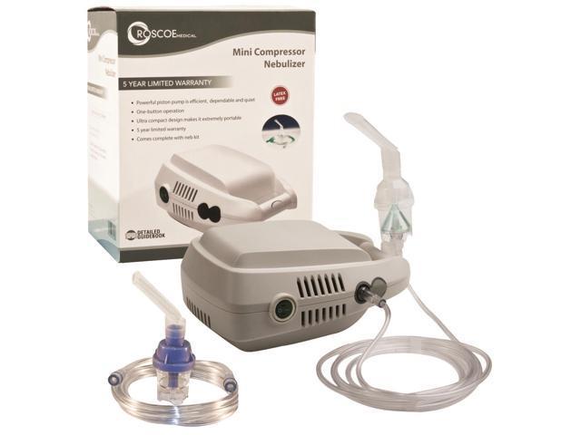 Roscoe Medical NEB-ROS Roscoe Medical Mini Nebulizer Compressor