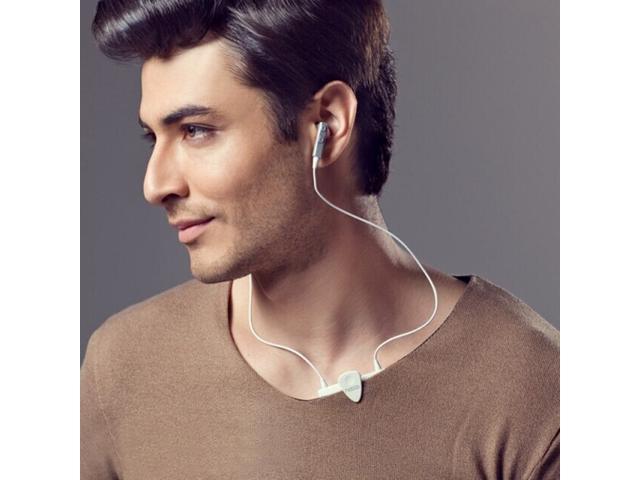 DBPOWER White Universal Wireless Music A2dp Stereo Bluetooth Headset Universal Headset Earphone Headphone