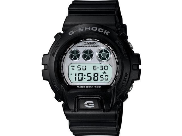 Casio G-Shock Mens Shock Resistant Digital Sports Watch - Black - DW-6900HM-1CR