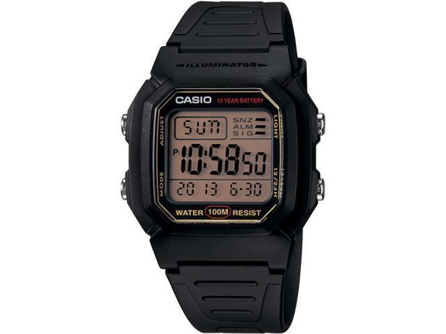 Casio W800HG-9AV Men's Classic Digital Sport Watch