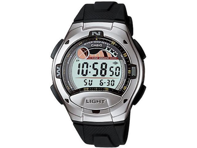 Mns Casual Digital Watch BLACK